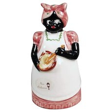 Vintage Souvenir of New Orleans - Old Black Mammy Bell