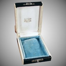 Vintage Jewelry Gift Box - The Imperial Hotel of Tokyo