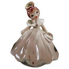 Vintage Josef Original California Figure – Old Doll of the Month Series - March