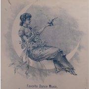 Vintage Sheet Music – 1880's - Yosemite Schottische Dance Music