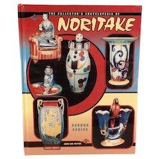 Old Noritake Reference Book by Joan Van Patten – 2nd Series - Hardbound