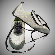 "Old Sneakers - Great Looking ""KangaRoo"" Ladies Shoes"