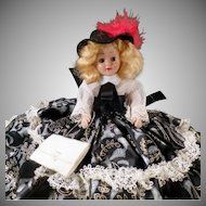 Vintage Duchess Doll – Old Dolls of All Nations Series with Original Box - Gibson Girl