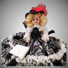 Vintage Duchess Doll of All Nations Series - Gibson Girl with Original Box