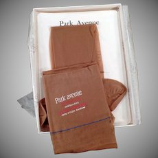Vintage Nylon Stocking - Unused Pair – Old Park Avenue Nylons