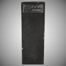 Vintage Sharpening Stone - Old Keen Kutter Razor Hone
