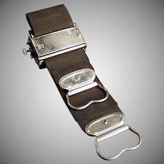Vintage Keenoh Razor Sharpener Stropper for Straight or Safety Razors - 1907