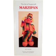 Old Craft Book- The Art of Sugarcraft - Marzipan - 1986 Hardbound Edition