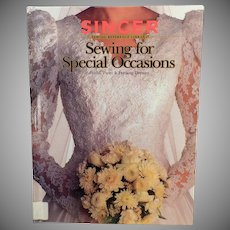 Old Reference Book - Singer Bridal, Prom and Evening Dresses
