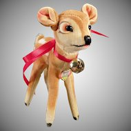 Vintage Steiff Bambi – Beautiful Deer Toy with Original Steiff Hang Tag