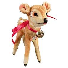 Vintage Steiff Bambi – Beautiful Deer Toy with Original Steiff Hang Tag