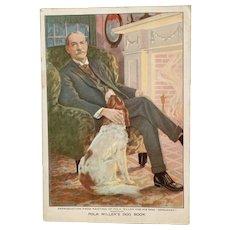 Vintage Polk Miller's Dog Advertising Booklet - Great Reference Book  - 1927