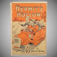 Children's Vintage Book - Hermit's Hollow and the Barberry Boys - 3rd Edition