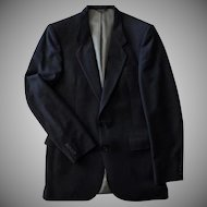 Vintage Nino Cerruti Rue Royale - Academy Award Clothes Wool Suit Jacket