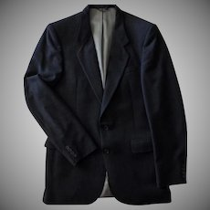 Vintage Nino Cerruti Rue Royale - Academy Award Clothes Wool Suit Jacket