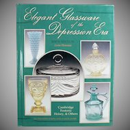 Reference Book - 6th Edition Elegant Glassware Depression Era by Gene Florence