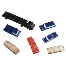 Vintage Die Cast Cars - Old Miniature Automobiles for Architectural Models