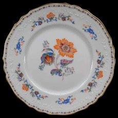 Vintage Persan Rouge Royal Limoges France - Old Persan Rose Dessert or Salad Plate - Four (4) Available
