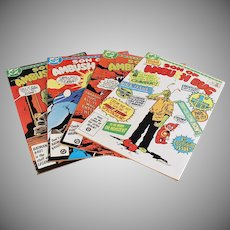 Vintage Comic Books - 4 1980's Issues - Son of Ambush Bug