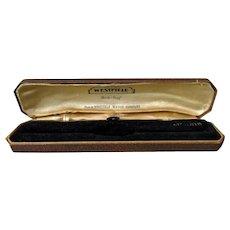 Vintage Westfield Wrist Watch Co. Leatherette Presentation Jewelry Box