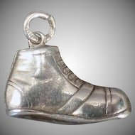 Vintage Charm – Little Sterling Silver Shoe or Boot