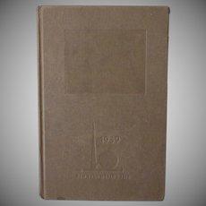 Vintage New York World's Fair Souvenir – Old Book, The Story of Lucky Strike