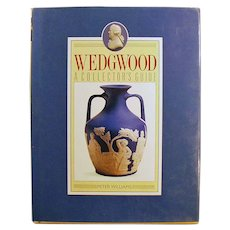 Old Reference Book - Wedgewood A Collector's Guide by Peter Williams