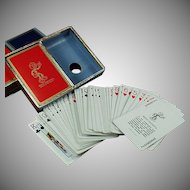 Vintage Reddy Kilowatt Advertising - Double Deck Playing Cards