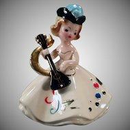 Vintage Josef Original - Doll of the Month Series - October