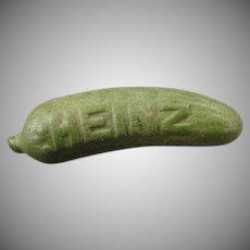 Vintage Label Pin - Heinz Pickle Advertising Pin