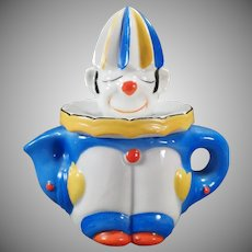 Vintage Juice Reamer – Colorful Two Piece Clown Juicer - Japan