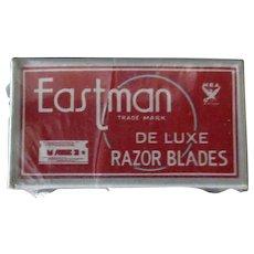 Vintage Eastman Razor Blades for Autostrop Razor