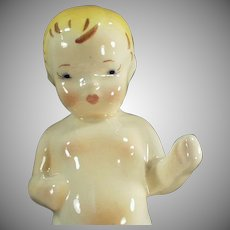 Vintage Dadson Art Ware Pottery - Baby's First Steps - California Pottery