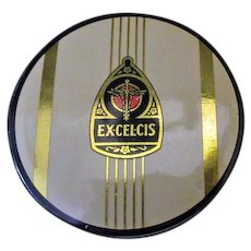 Vintage Excelcis Lois Fair Cleansing Creme Tin