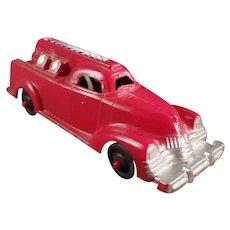 Vintage Pre-War Manoil Die Cast Fire Engine  #709