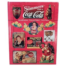 Reference Book - Coca-Cola Collectibles by B.J. Summers - 1997
