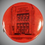 Vintage Advertising Tape Measure - Birmingham Federal Bank