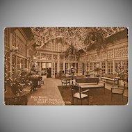 Vintage Photograph Postcard - St. George Hotel of Santa Cruz, California