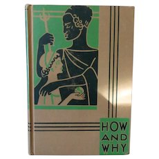 Child's Vintage Story Book - The How & Why Library – Stories Volume
