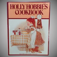 Vintage Holly Hobbie's Cookbook for Children – 1979 Hardbound Recipe Book
