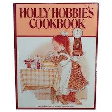 Vintage Holly Hobbie's Cookbook for Children – 1979 Hardbound Recipe Book