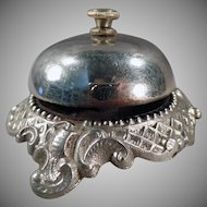 Ornate Vintage Counter Bell for Hotel or Old Store – Hear it on Facebook