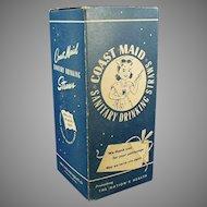 Vintage Coast Maid Paper Straws - Large 500 Size Box
