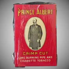 Vintage Prince Albert in a Tobacco Box - Unopened