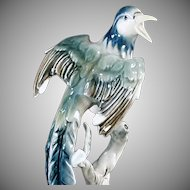 Vintage Bochmann Exotic Bird Figurine - West German - 1938-1956