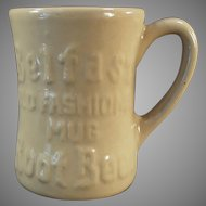 Vintage Belfast Root Beer Mug -  1950's Tepco China