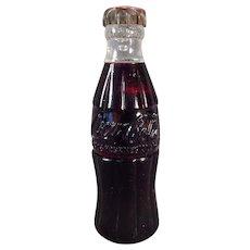 Vintage Miniature Coke Bottle Cigarette Lighter – 1950's Coca-Cola Advertising Premium