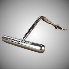 Vintage Warner Jones Razor Blade Sharpener Stropping Device