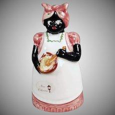 Vintage Black Memorabilia New Orleans Souvenir - Black Mammy Bell - 1977