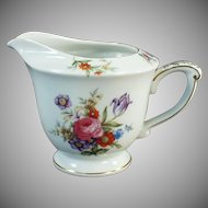Vintage Dresdania Cream Pitcher - Pretty Harmony House Japan Dinnerware